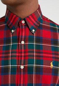 Polo Ralph Lauren - Vapaa-ajan kauluspaita - crimson red - 4