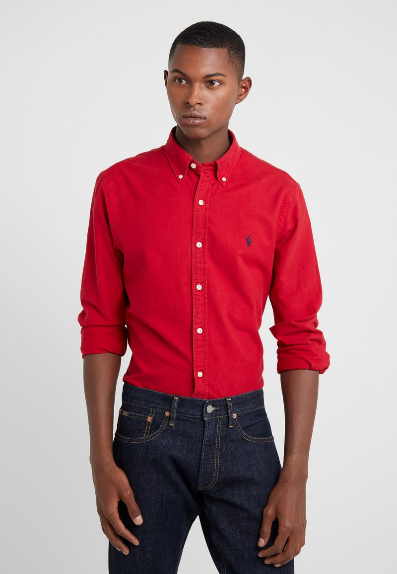 Polo Ralph Lauren - OXFORD SLIM FIT - Shirt - pioneer red