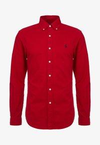 pioneer red