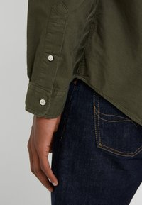 Polo Ralph Lauren - OXFORD SLIM FIT - Hemd - company olive - 4