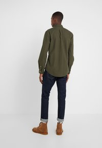 Polo Ralph Lauren - OXFORD SLIM FIT - Hemd - company olive - 2