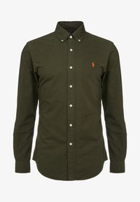 Polo Ralph Lauren - OXFORD SLIM FIT - Hemd - company olive - 5