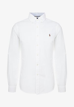 OXFORD SLIM FIT - Koszula - white
