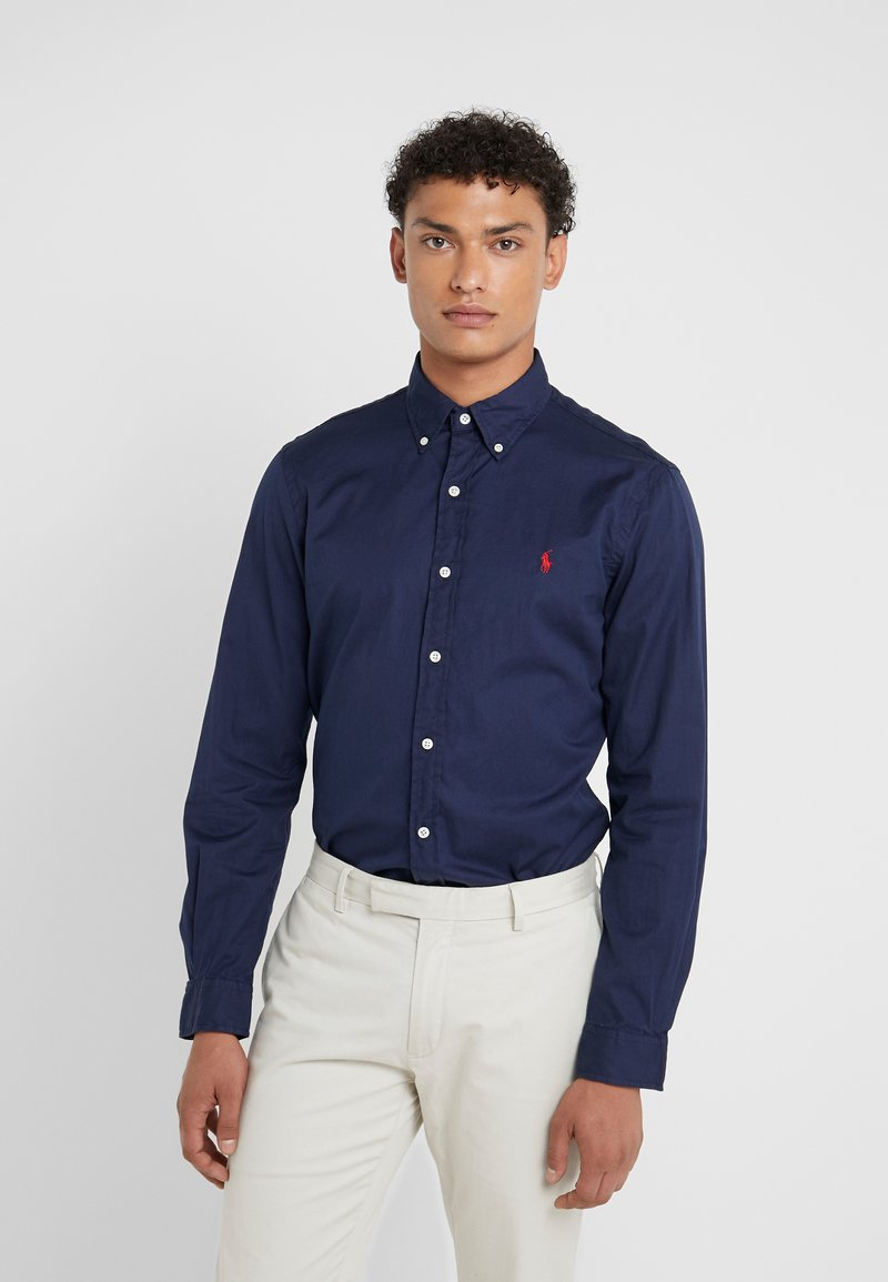 Polo Ralph Lauren - SLIM FIT - Camisa - cruise navy