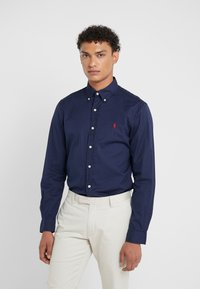 Polo Ralph Lauren - SLIM FIT - Camicia - cruise navy - 3