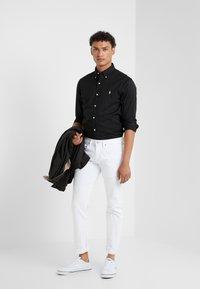 Polo Ralph Lauren - SLIM FIT - Shirt - black - 1