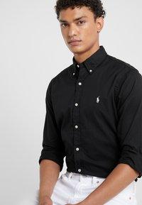 Polo Ralph Lauren - SLIM FIT - Shirt - black - 5