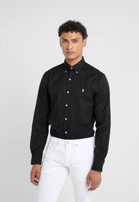 Polo Ralph Lauren - SLIM FIT - Shirt - black - 0