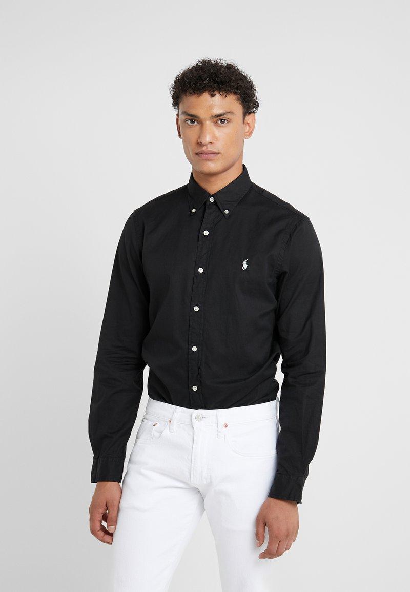 Polo Ralph Lauren - SLIM FIT - Shirt - black