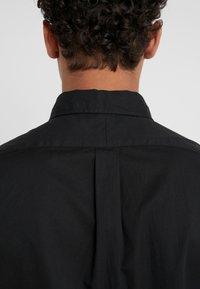 Polo Ralph Lauren - SLIM FIT - Shirt - black - 4