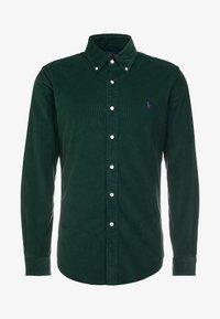 Polo Ralph Lauren - WALE SLIM FIT - Koszula - college green - 3