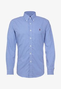 Polo Ralph Lauren - POPLIN SLIM FIT - Overhemd - royal/white - 3