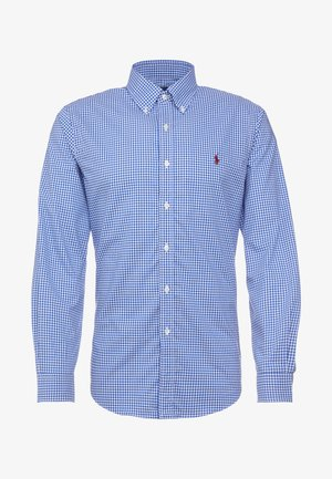 POPLIN SLIM FIT - Skjorta - royal/white