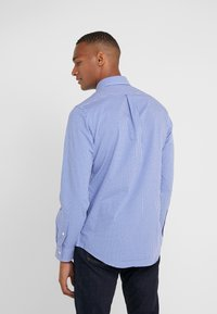 Polo Ralph Lauren - POPLIN SLIM FIT - Overhemd - royal/white - 2