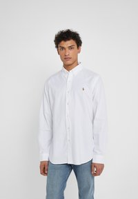 Polo Ralph Lauren - CUSTOM FIT  - Koszula - white - 0