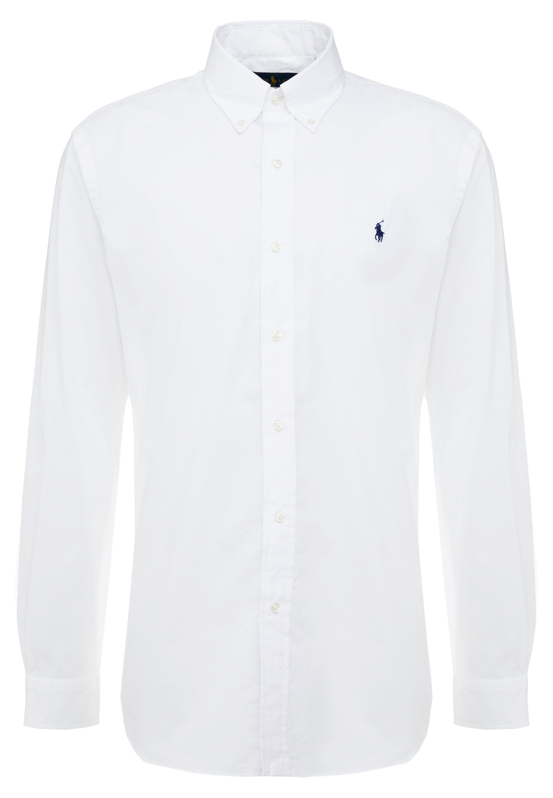 Polo Ralph Lauren CUSTOM FIT - Koszula - white