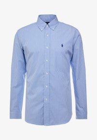 Polo Ralph Lauren - CUSTOM FIT - Chemise - blue/white - 6