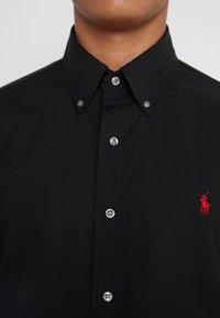 Polo Ralph Lauren - CUSTOM FIT - Košile - black - 3