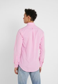 Polo Ralph Lauren - NATURAL SLIM FIT - Camicia - pink/white - 2