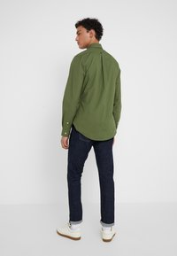 Polo Ralph Lauren - NATURAL SLIM FIT - Shirt - supply olive - 2