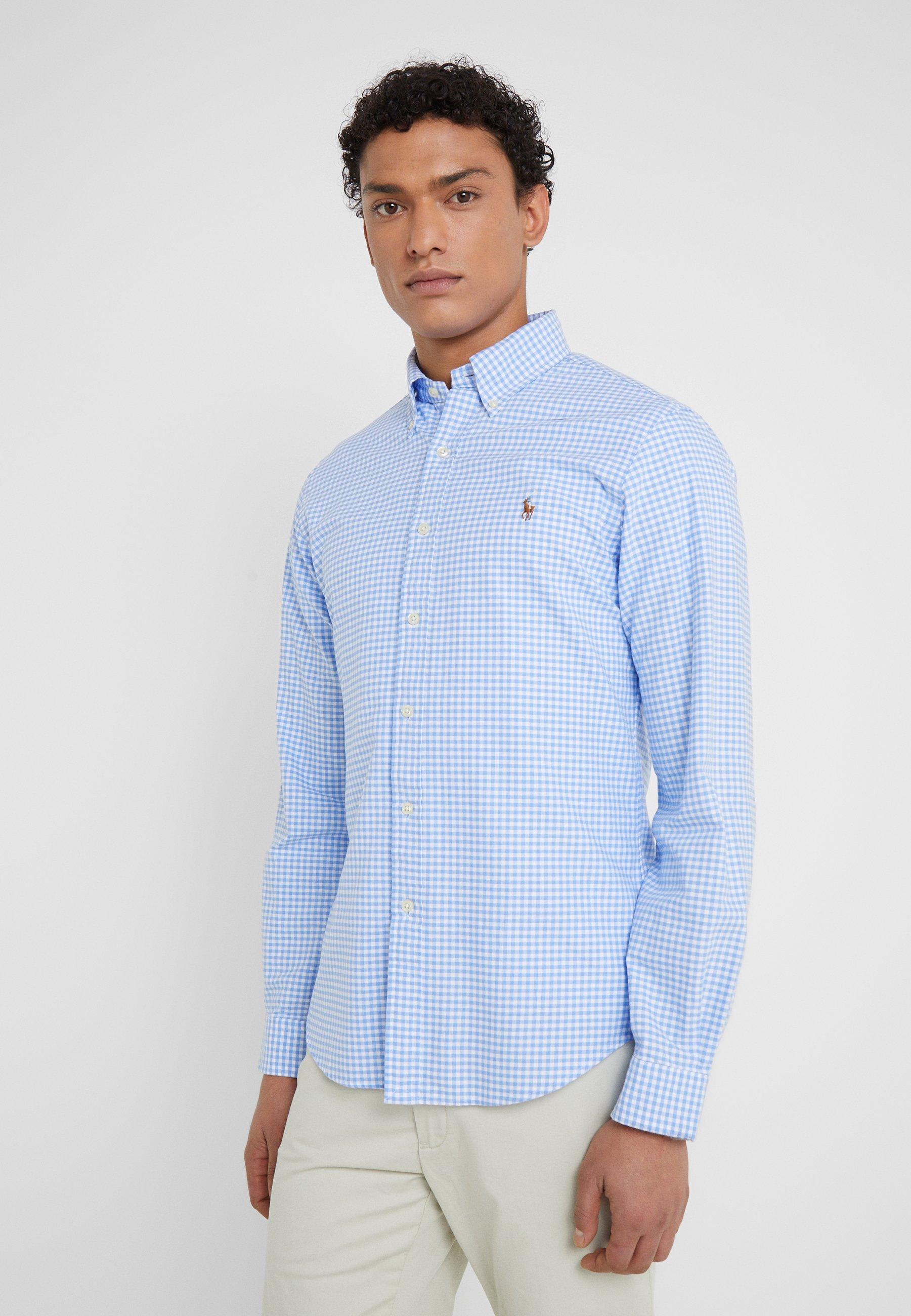 Polo Ralph Lauren OXFORD - Koszula - light blue