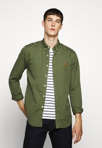 Polo Ralph Lauren - SLIM FIT - Camicia - jungle - 0