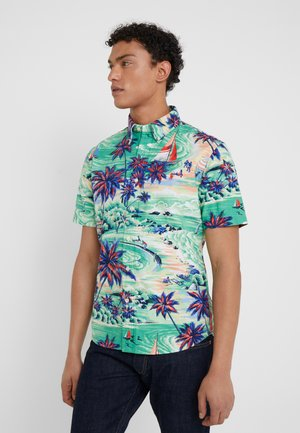 OXFORD - Shirt - hawaiian be
