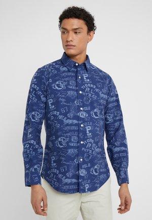 PRINTED OXFORD - Camisa - varsity stam