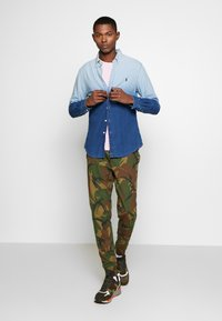 Polo Ralph Lauren - INDIGO SOLID - Košile - blue dip dye - 1