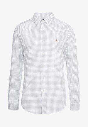 OXFORD SLIM FIT - Shirt - grey heather