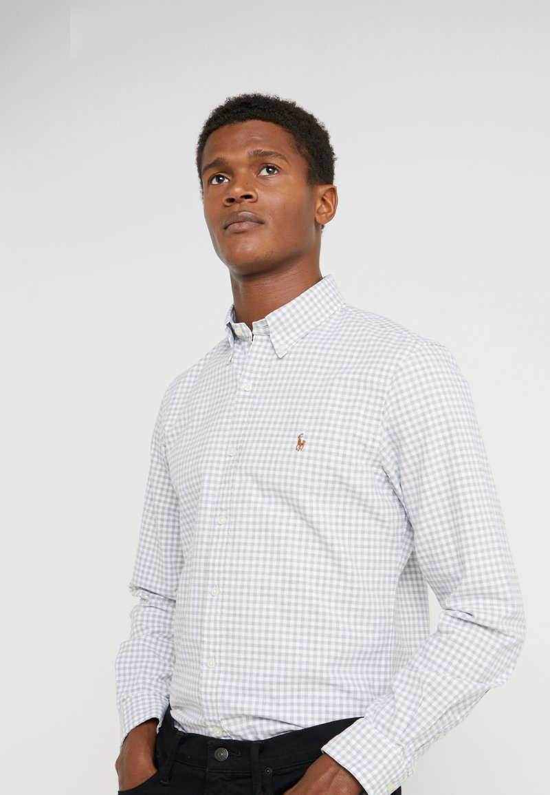 Polo Ralph Lauren - OXFORD SLIM FIT - Chemise - grey heather