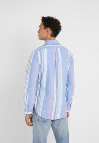 Polo Ralph Lauren - OXFORD SLIM FIT - Košile - blue/red - 2