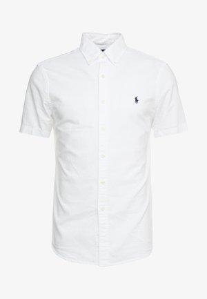 OXFORD SLIM FIT - Chemise - white