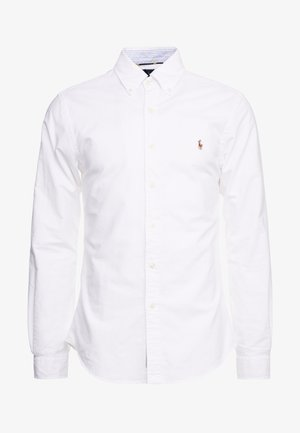 OXFORD SLIM FIT - Shirt - white