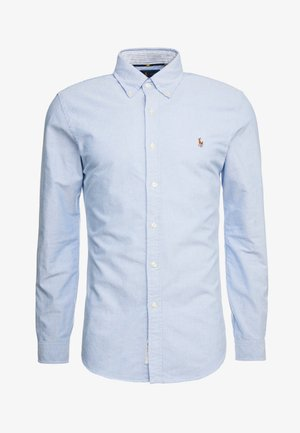 OXFORD SLIM FIT - Shirt - BLUE