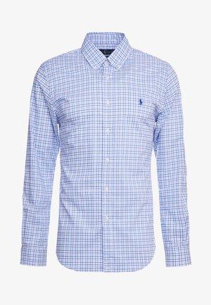 NATURAL - Camisa - blue/white