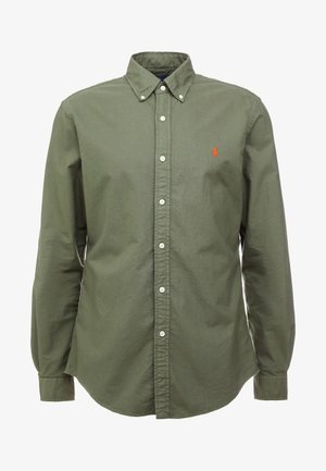 OXFORD - Camisa - supply olive