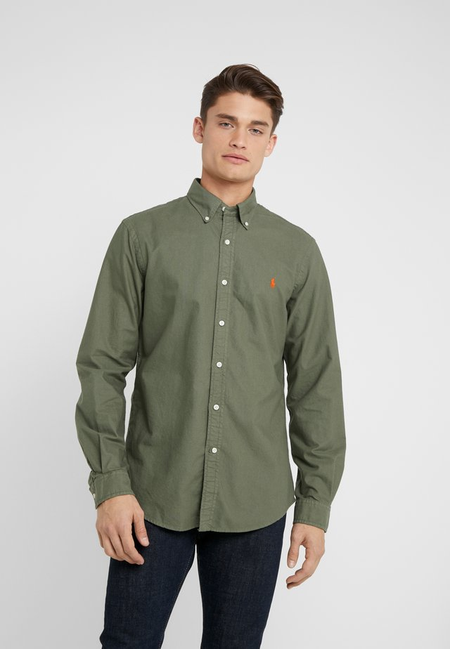 OXFORD - Skjorta - supply olive