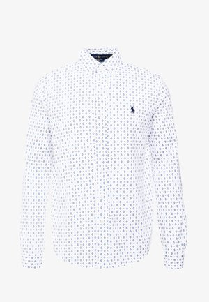 FEATHERWEIGHT MESH - Camicia - white