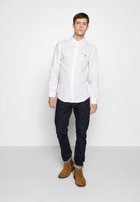 Polo Ralph Lauren - PIECE DYE - Camicia - white - 1