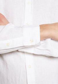 Polo Ralph Lauren - PIECE DYE - Camicia - white - 6