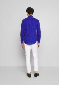 Polo Ralph Lauren - PIECE DYE - Camicia - summer royal - 2