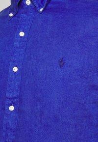 Polo Ralph Lauren - PIECE DYE - Camicia - summer royal - 5