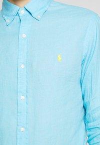 Polo Ralph Lauren - PIECE DYE - Košile - neptune - 5