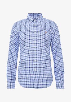 OXFORD SLIM FIT - Overhemd - blue/navy