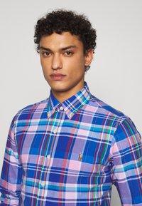 Polo Ralph Lauren - OXFORD SLIM FIT - Koszula - blue - 3