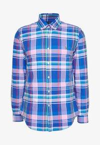 Polo Ralph Lauren - OXFORD SLIM FIT - Koszula - blue - 5