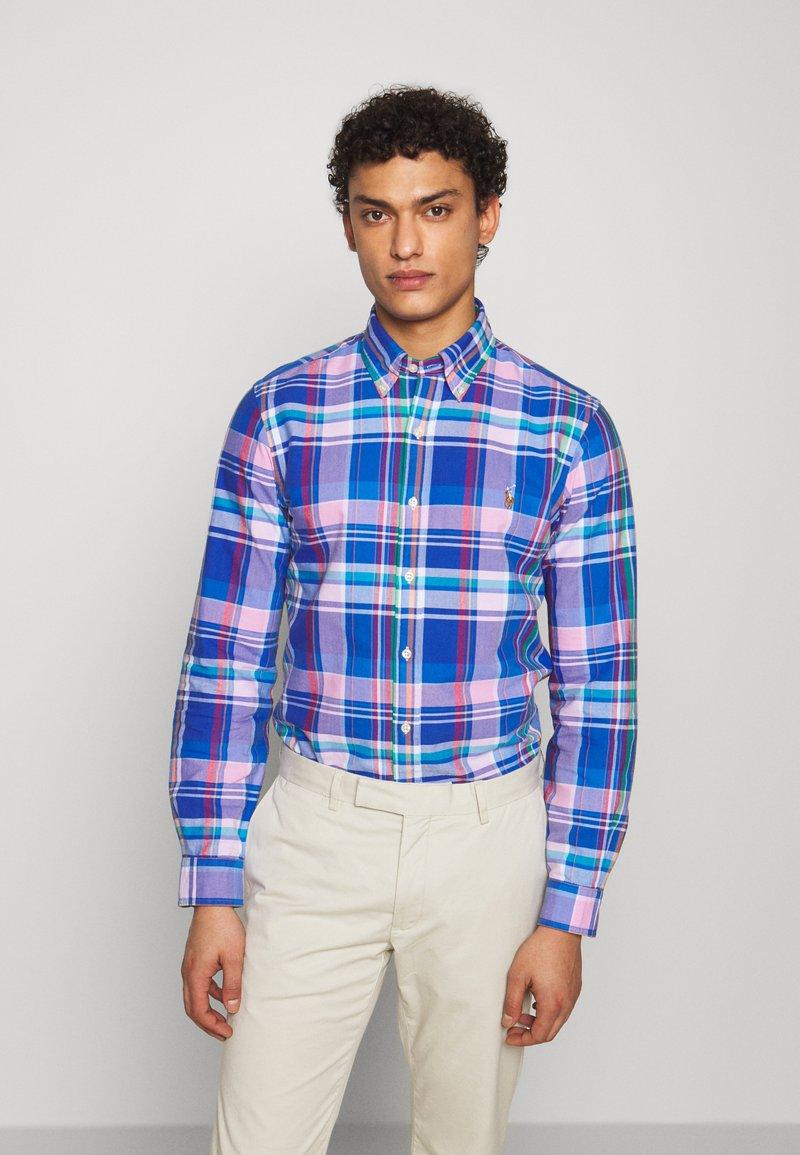 Polo Ralph Lauren - OXFORD SLIM FIT - Koszula - blue