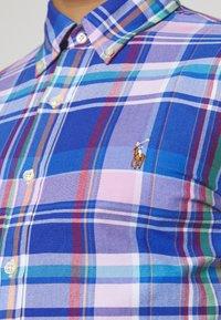 Polo Ralph Lauren - OXFORD SLIM FIT - Koszula - blue - 6