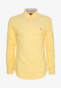 yellow oxford
